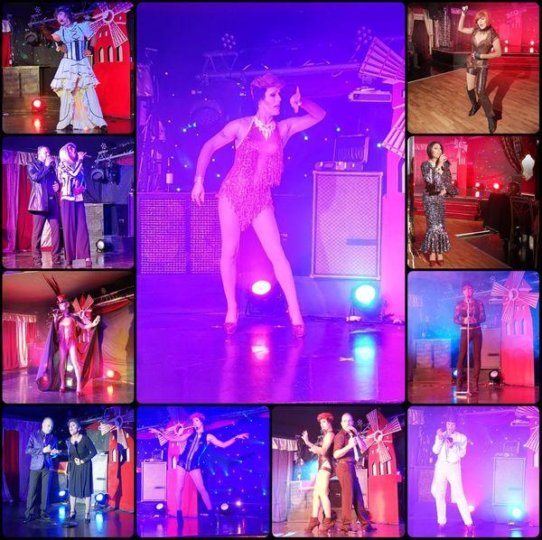 Photos au cabaret LA BELLE EPOQUE