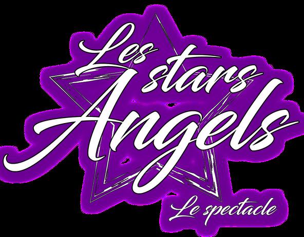 NOUVEAU LOGO LES STAR'S ANGELS