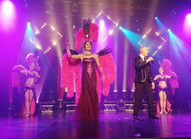 Les Stars Angels - Le spectacle